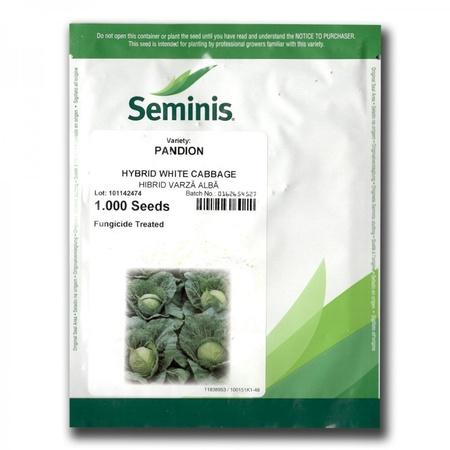 Seminte varza Pandion F1 (1000 seminte), extratimpurie, Seminis