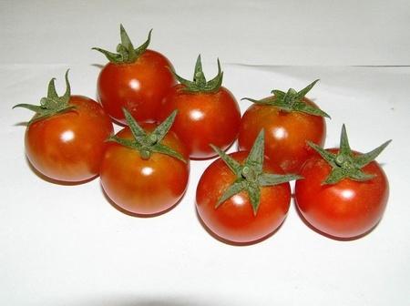 Shiren F1 (100 seminte) seminte rosii tip ''cireasa'' cherry, aspect ciorchine, Hazera