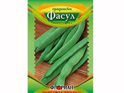 Fasole Pastai Pitica Gina (80 gr) Seminte de Fasole Pastai Pitica Neteda si verde