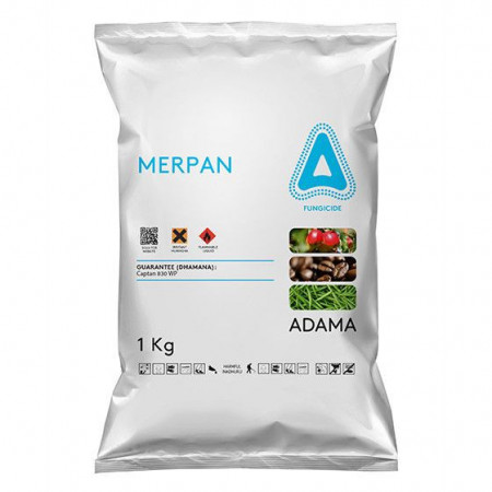 Fungicid Merpan 80 wdg (1kg), Adama