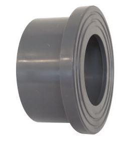 Gat flansa PVC 40 irigatii din plastic de calitate superioara, Palaplast