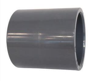 Mufa PVC lipire 75 irigatii din plastic de calitate superioara, Palaplast