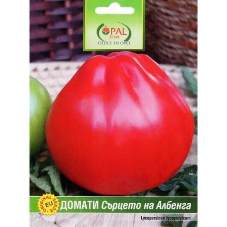 Rosii in forma de para tip Albenga (0.5 gr) -Seminte tomate soi semitimpuriu nedeterminat tip Inima de Albenga