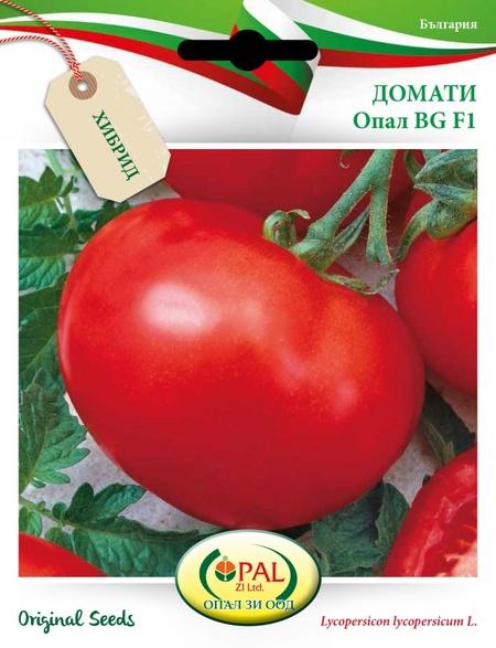 Rosii OPAL BG F1 - 1 gr - Seminte de tomate nedeterminate semitimpurii Gust excelent