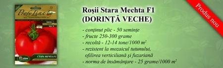 Rosii Stara Mechta F1 (DORINTA VECHE), 500 seminte, Seminte Tomate Nedeterminate Semitimpurii de la Florian Bulgaria