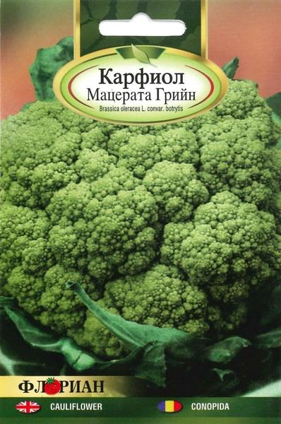 Conopida VERDE (Matserata) - 1.5 gr - Seminte de conopida Florian Bulgaria Soi timpuriu