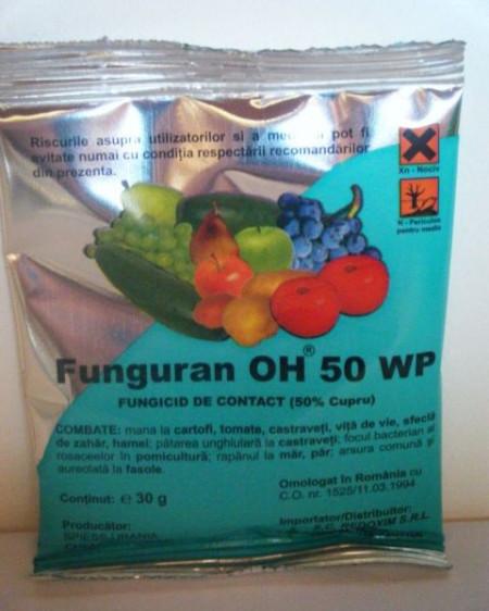 Fungicid Funguran 50 WG (30 grame), Spiess Urania