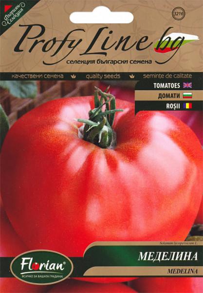 Medelina (1 gr) seminte rosii soi nedeterminat bulgaresti mari tip gigant rosie grasa, Florian