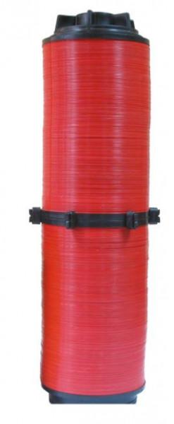 Rezerva disc 120 mesh filtru mare-rosu irigatii din plastic de calitate superioara, Palaplast