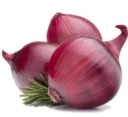 Rossa Da Inverno - 100 grame - Seminte de ceapa rosie de marime medie spre mare cu forma usor alungita la varf care ajuta produsul sa se vanda aproape singur la piata de la Isi Sementi