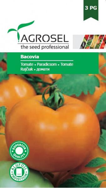 Seminte rosii Bacovia (2 gr), fructe mari, Agrosel