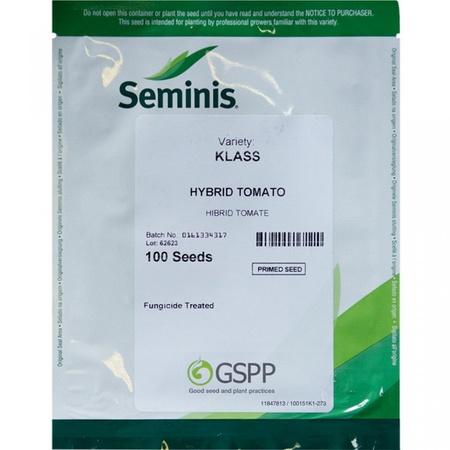 Seminte rosii Klass F1 (500 seminte), crestere nedeterminata, Seminis