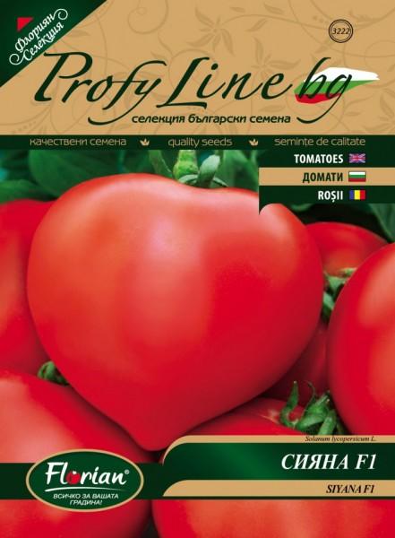 Seminte tomate Siyana F1 (500 seminte), extratimpurii nedeterminate, cu mot, Florian