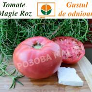 Seminte Rosii Rozova Maghia (Magie Roz), Toamte Roz, (0.3 gr), Soi Gigant, Opal