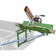 Circular lemn portabil EcoCut cu sistem de fixare - Set