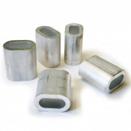 Cleme de presare din aluminiu Talurit - 20 mm