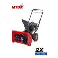 Freza zapada cu motor pe benzina Smart M 56 / 56 cm / 1 viteza / 4.1 CP, MTD