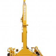 Kipor KLB1000-2 turn de iluminat 2x1000W, halogen, telescopic