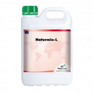 Naturmix L (1 litru), biostimulator bogat in fier pentru sinteza clorofilei si fixarea azotului, Daymsa