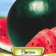 Pepene Rosu Sugar Baby (5 g) Seminte Pepene Verde Coaja Verde Inchis Extrem de Dulce, Florian