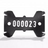 Placute de marcare Signumat Typ 01 SW - WE