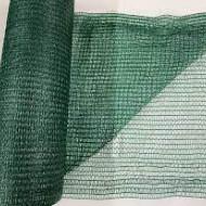 Plasa Umbrire Verde HDPE UV Densitate: 80 / B[m]: 2; L[m]: 10; GU[%]: 80; D[g/mp]: 80