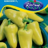 Seminte ardei gras Kincsem F1 (20 seminte), fructe conice, Kertimag