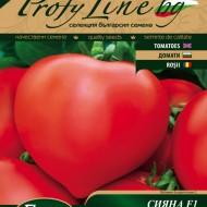 Seminte tomate Siyana F1 (1000 seminte), cu mot, extratimpurii nedeterminate, Florian Bulgaria