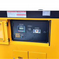 Stager YDY89S3 Generator insonorizat diesel trifazat 80kVA, 115A, 1500rpm