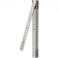 Stanley 1-35-304 Metru aluminiu 1m