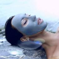 Argila Albastra de Raciu (500 g) pasta cosmetica de argila albastra, contine principalele minerale de care are nevoie organismul uman, Romcos