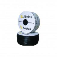 Banda picurare Akplas cu pastila 6 mil. 10 cm. - rola 2500 m.
