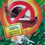 Bariera naturala impotriva melcilor si limacsilor - 3 Benzi cu seminte x 1.33 m. Semanati cu dragoste! Florian