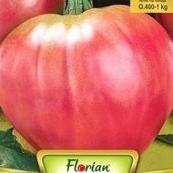 Belmonte Gigant Inima de Bivol Roz (0.2gr) seminte tomate gigant soi vechi Italian, de la Florian