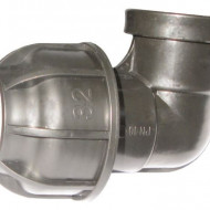 "Cot compresie FI 50x1 1/2"" irigatii din plastic de calitate superioara, Palaplast"
