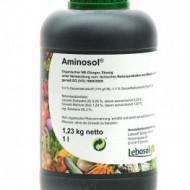 Ingrasamant foliar, pur natural Aminosol Lebosol (100 mililitri), Lebosol