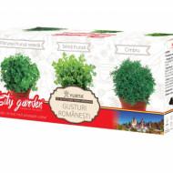 Mirodenii Gusturi romanesti - Colectia City Garden
