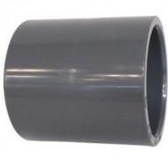 Mufa PVC lipire 40 irigatii din plastic de calitate superioara, Palaplast