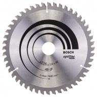 Panza fierastrau circular 216X30-48