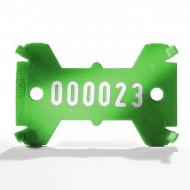 Placute de marcare Signumat Typ 01 GRW - WE