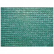 Plasa de umbrire gard Extranet verde 1 x 10 m