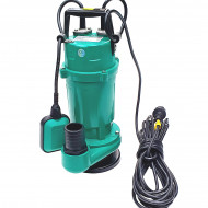 "ProGARDEN QDX10-16-0.75A Pompa submersibila 1.5"", 750W, apa murdara, 167L/min, 16m"