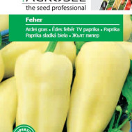 Seminte ardei gras Feher (0,80 g), semitimpuriu, Agrosel