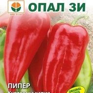 Ardei Capia Kurtovska - 2 gr - Seminte de Ardei Capia Opal Bulgaria Soi semitimpuriu