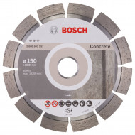 Disc diamantat Expert for Concrete 150x22,23x2,4x12mm