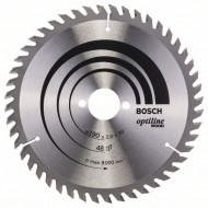 Disc Optiline Wood 190x30, 48