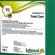 Ingrasamant foliar Lebosol Total Care (100 mililitri), Lebosol