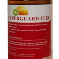 Insecticid Cyperguard 25 EC (5 Litri), combatere spectru larg de insecte