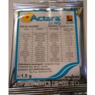 Insecticid sistemic cu efect de lungă durată Actara 25 WG (1.5 gr), Syngenta