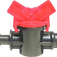 "Minivana conector""V""- GROMMET 16 irigatii din plastic de calitate superioara, Palaplast"